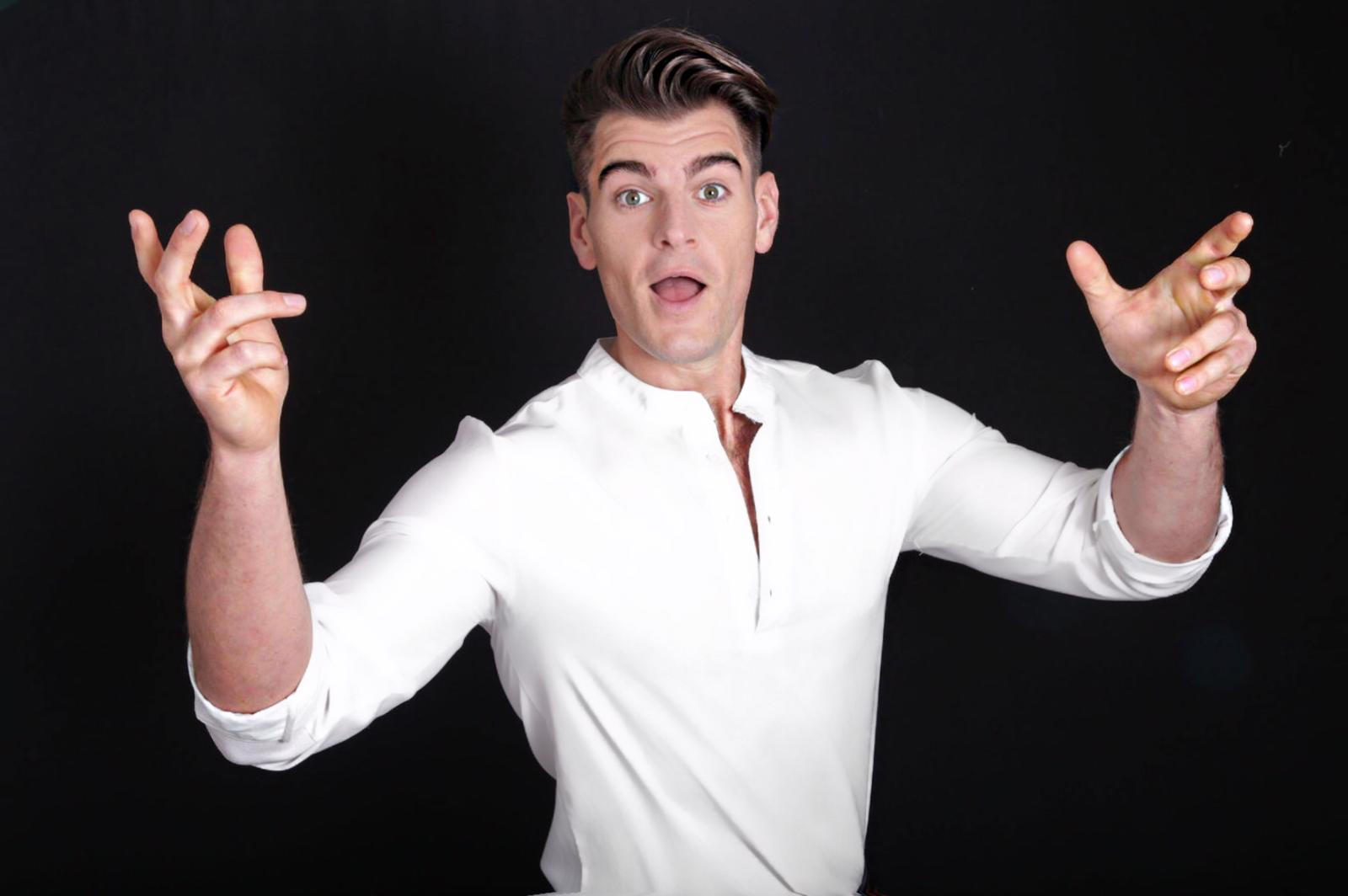 Matt Lapinskas Chats About 'Beyond Therapy' Tour