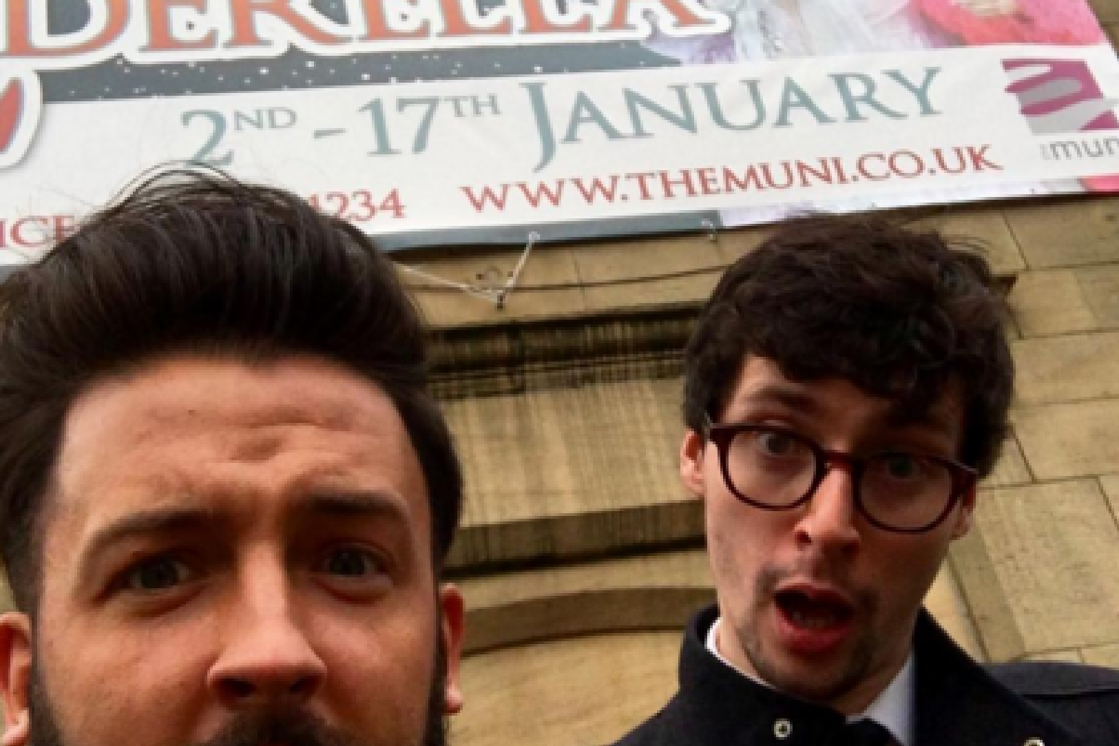 Competition - Send us your #MuniPanto selfie