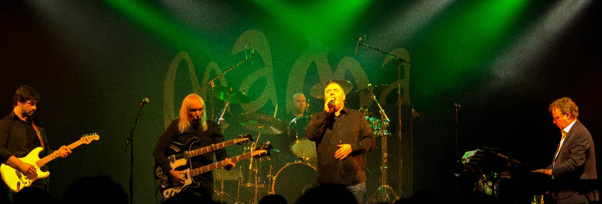 Mama Presents an Evening of Genesis Music in Concert