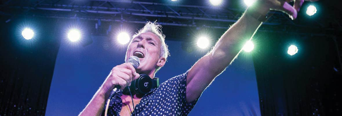 Martin Kemp: Back to the 80s Party