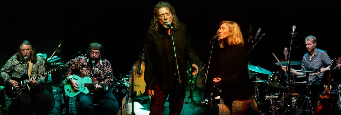 Saving Grace featuring Suzi Dian & Robert Plant