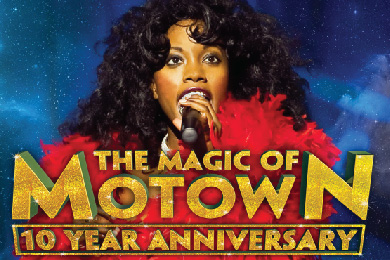 Magic Of Motown - The Reach Out® 10th Anniversary Tour
