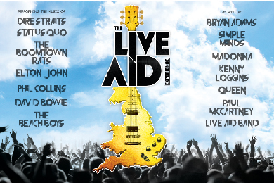 The Live Aid Experience