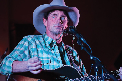 OFF THE KERB PRODUCTIONS PRESENT RICH HALL'S HOEDOWN