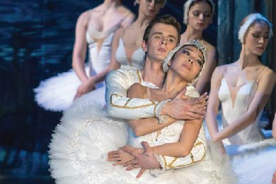 Russian National Ballet – Swan Lake