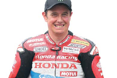 An audience with John McGuinness, King of TT