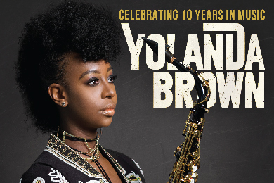 Yolanda Brown 10th Anniversary World Tour