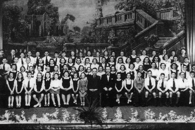 Seventy Years of Choral Singing