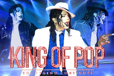 King of Pop starring Navi