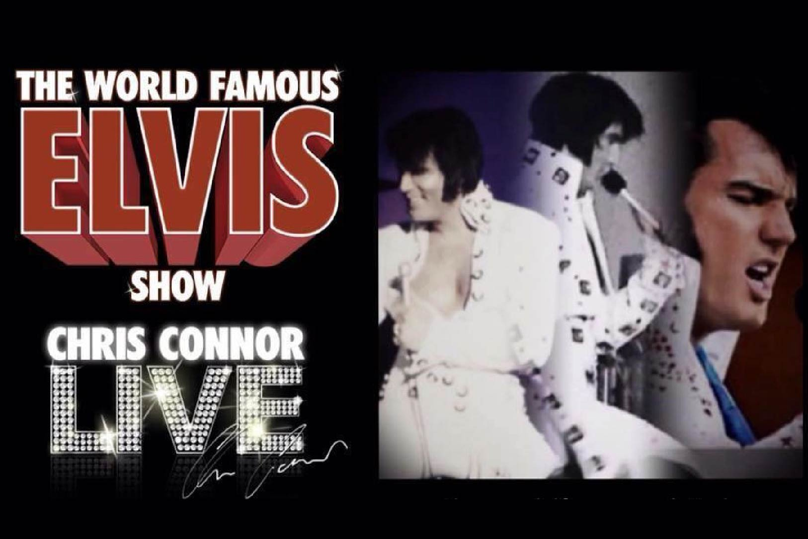 The World Famous Elvis Show