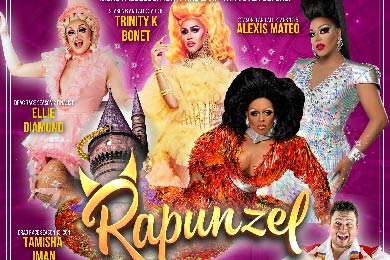 Rapunzel - The Adult Pantomime
